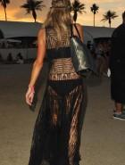 Paris Hilton Coachella