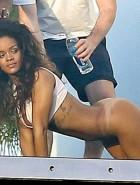 Rihanna nude booty