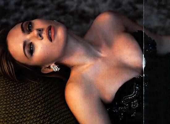 Scarlett Johansson  Vanity Fair magazine