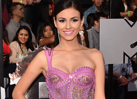 Victoria Justice 2014 MTV Movie Awards