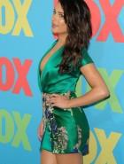 Lea Michele sideboob