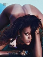 Rihanna Lui Magazine