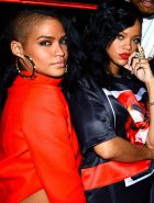 Cassie And Rihanna