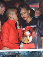 Cassie And Rihanna hot