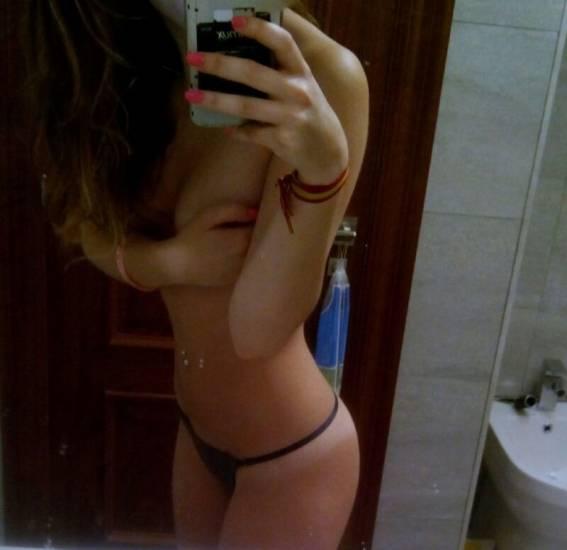 Ariana Grande nude boobs