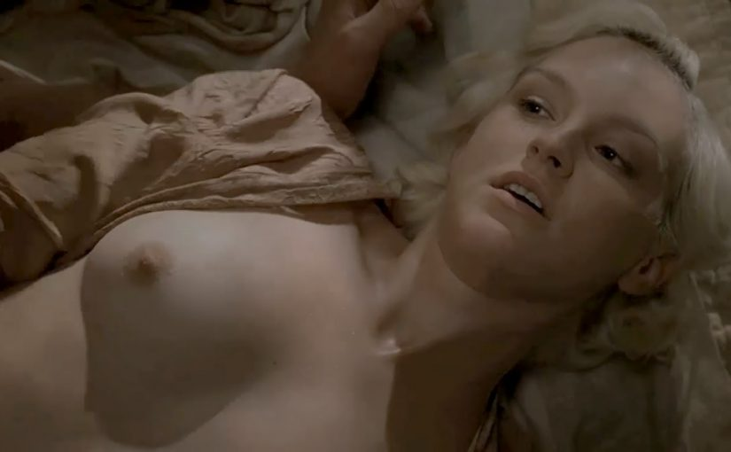 Carla Gallo Fucking Scene From Carnivale TV Series