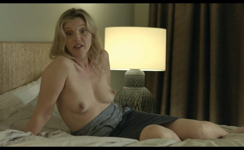Julie Delpy Nude Sexy Tits From Before Midnight Movie