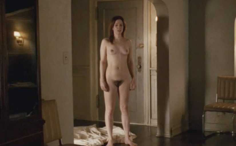 Mary-Louise Parker Totally Nude Boobs And Bush From Angels In America TV Series
