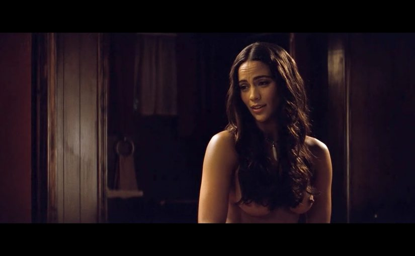 Paula Patton Nude Boobs From 2 Guns Movie