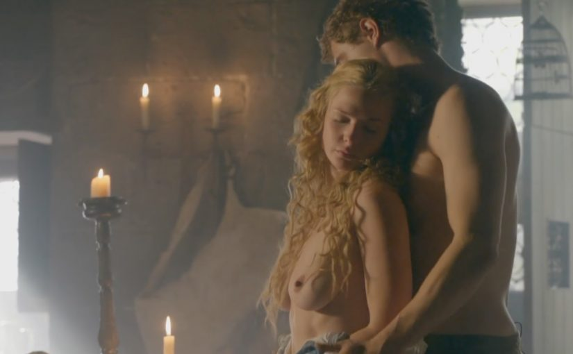 Rebecca Ferguson Fucking Scene In The White Queen TV Series
