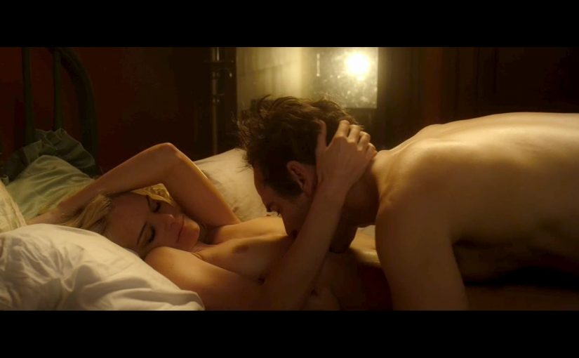 Kate Bosworth Tits Sucking Scene From Big Sur Movie