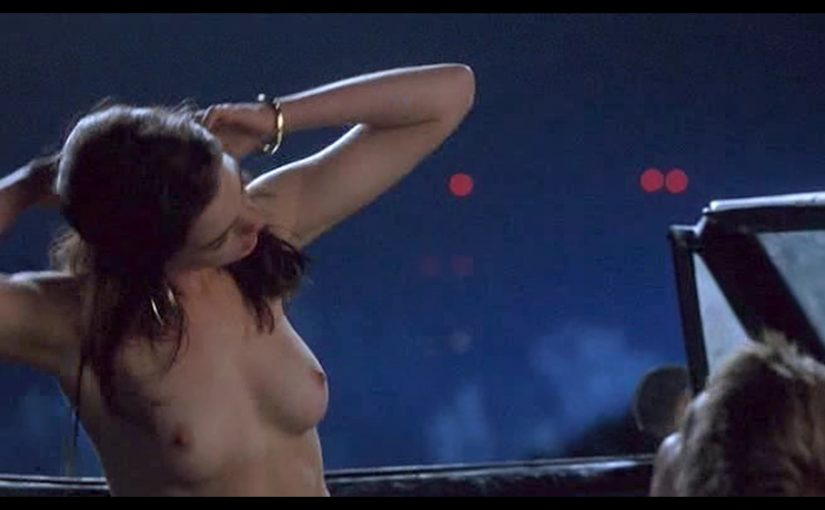 Anne Hathaway Nude Boobs From Havoc Movie
