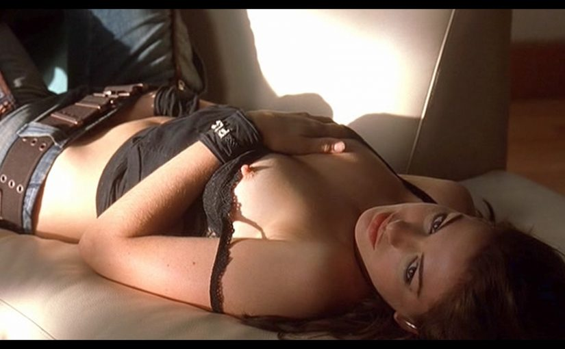Anne Hathaway Nude Boobs And Nipples From Havoc Movie