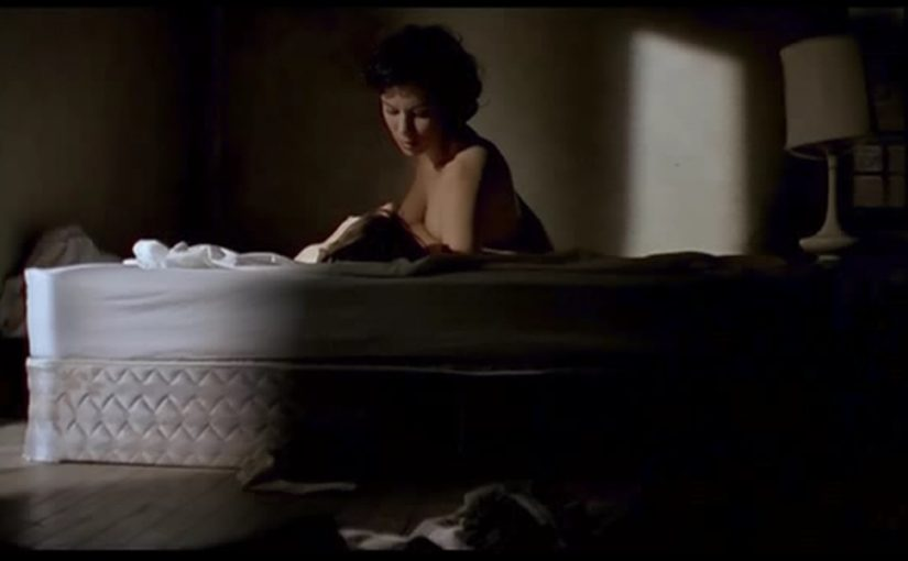 Gina Gershon And Jennifer Tilly Lesbian Sex From Bound Movie