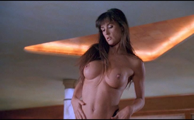 Demi Moore Topless In Striptease Movie