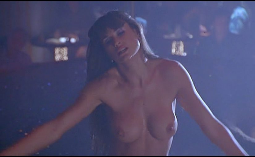Demi Moore Nude Boobs And Body From Striptease Movie