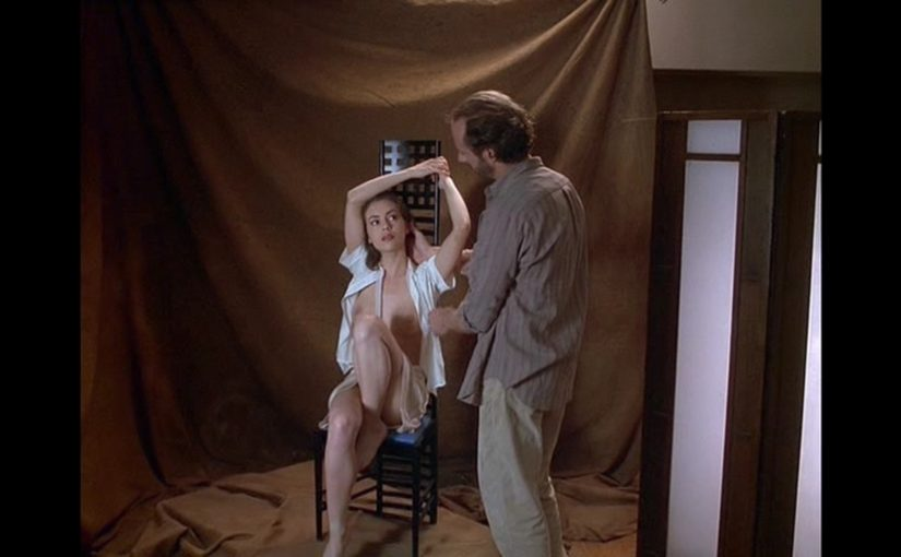 Alyssa Milano Nude Scene In Poison Ivy 2 Movie