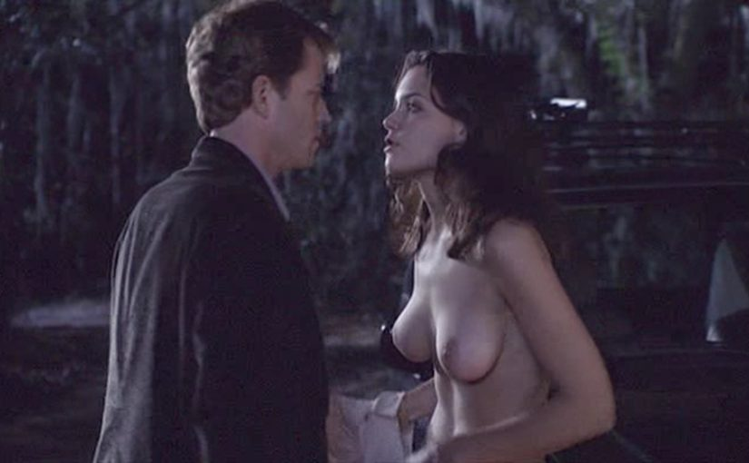 Katie Holmes Nude Sexy Tits In The Gift Movie