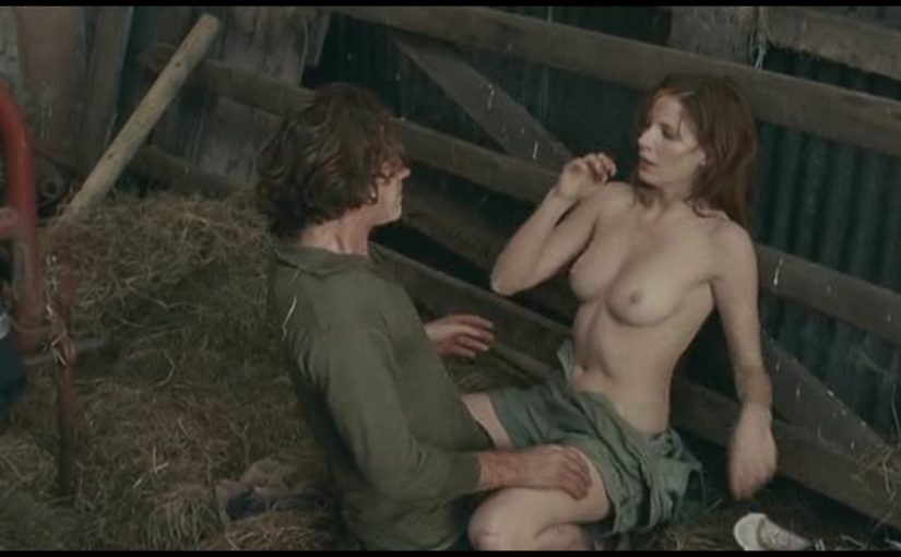 Kelly Reilly Nude Sex Scene In Puffball Movie