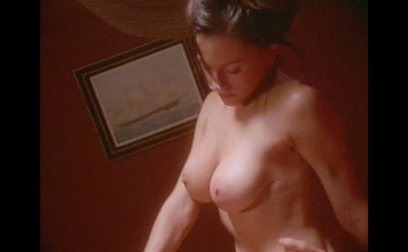 Krista Allen Busty Boobs In Emmanuelle One Last Fling Movie