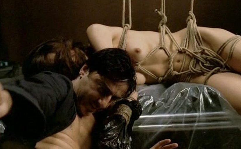 Olga Kurylenko Nude Boobs And Bondage In Le Serpent Movie