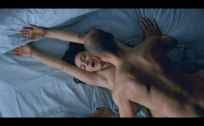 Monica Bellucci Nude Sex Scene In Combien Tu Maimes Movie