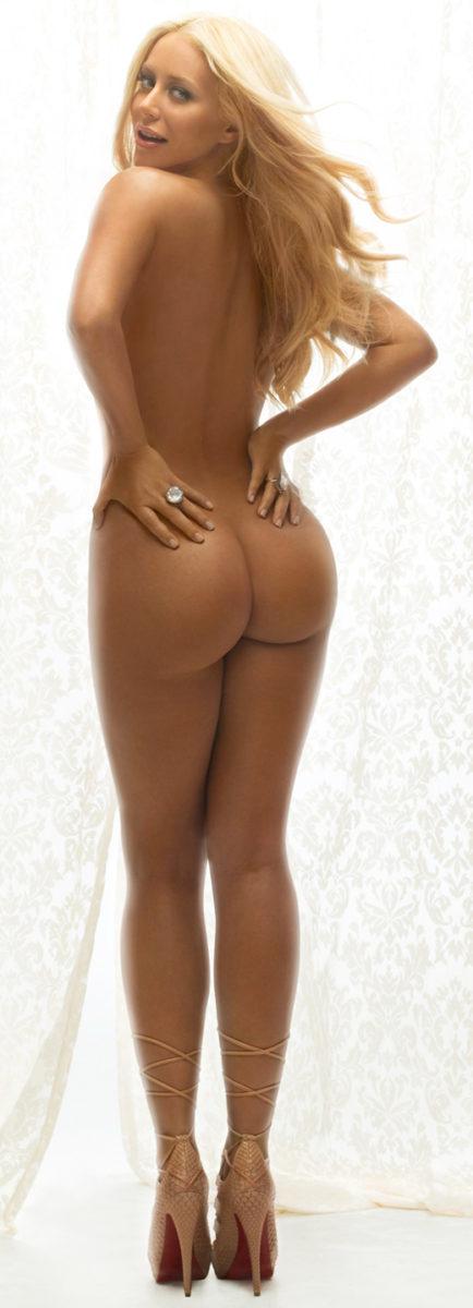 Aubrey O'Day naked ass