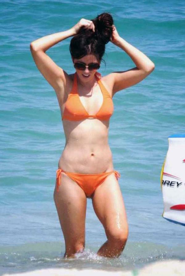 Kate Beckinsale  nackt