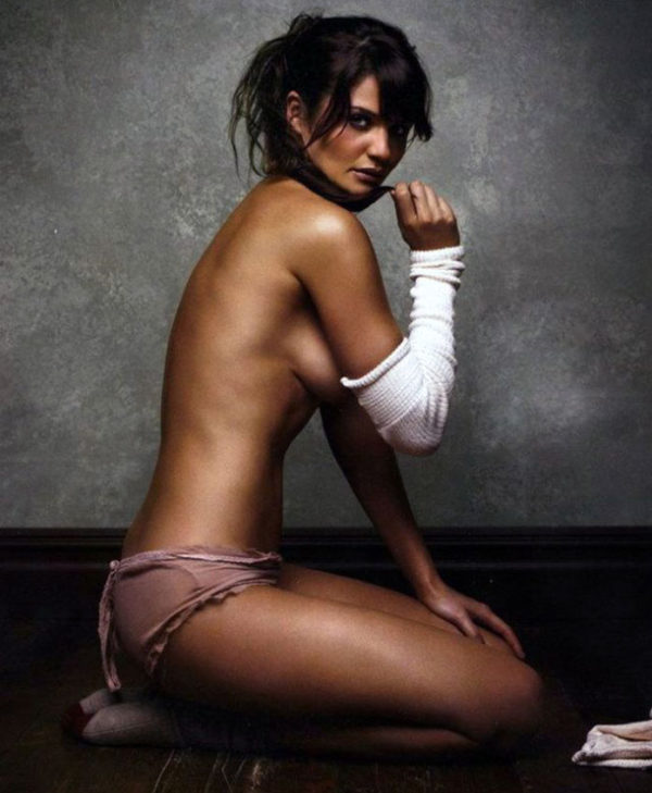 Topless katie holmes 40 Sexy