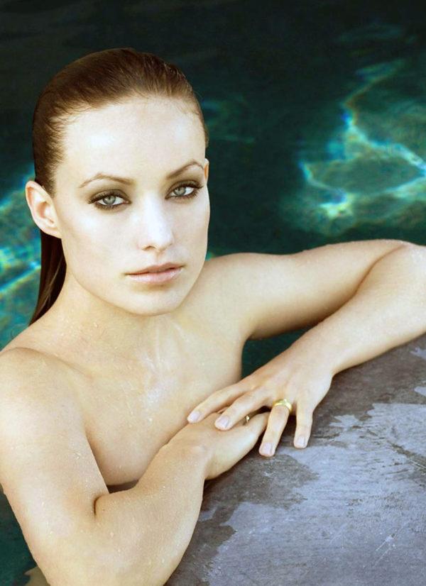 Naked olivia wilde Olivia Wilde