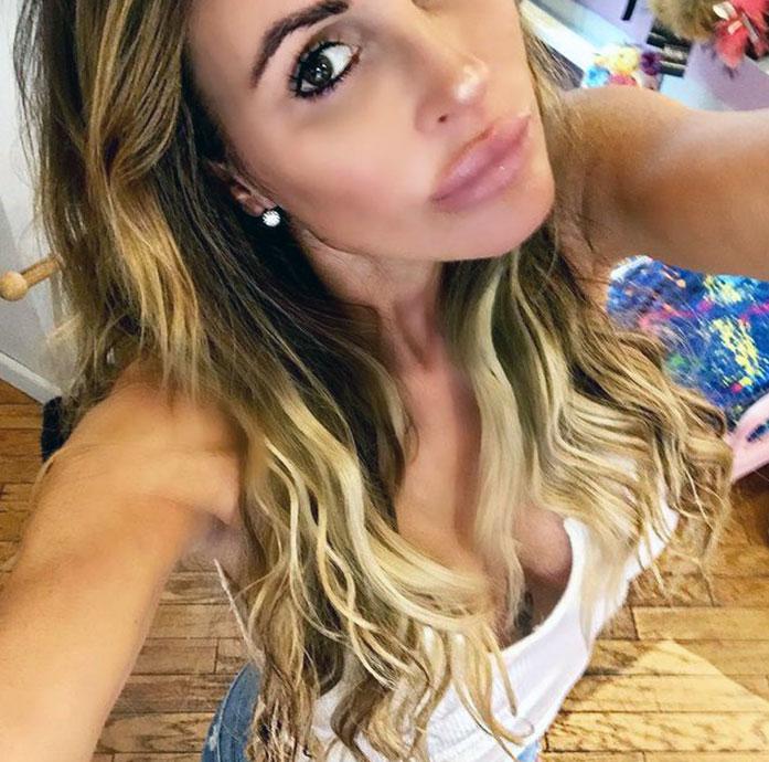 Nackt  Rachel Uchitel Melania Trump